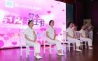 仁心施护,爱满家园——眉山市妇幼保健院举办5•12护士节文艺汇演
